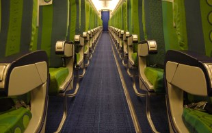 Desso Custom Made Wilton Carpet at Transavia