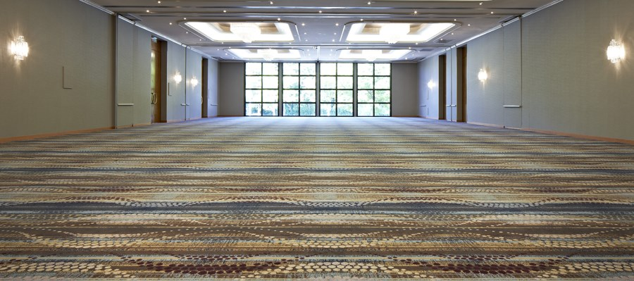 Desso Axminster carpet at Hilton Strasbourg