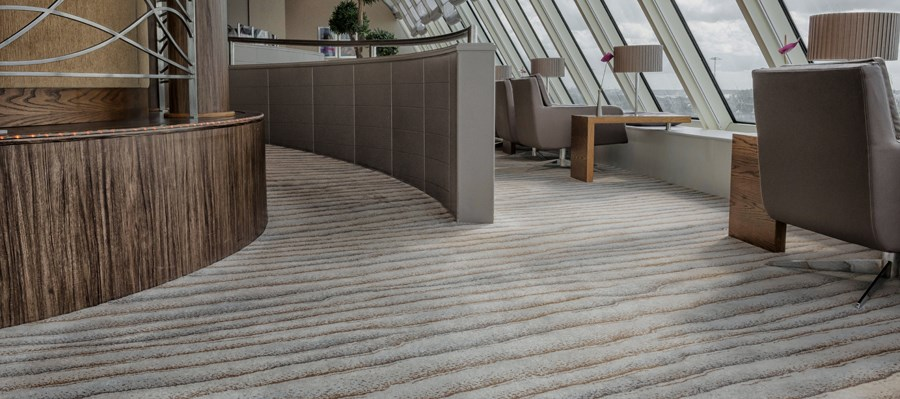 Desso marine carpet at TUI cruises Mein Schiff II