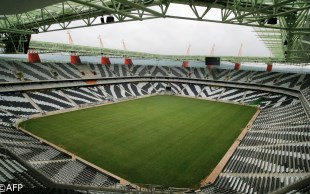 Desso Sports Grassmaster at Mbombela